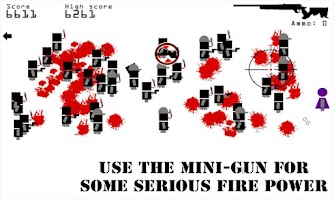 Screenshot of Killer Shooting Sniper X