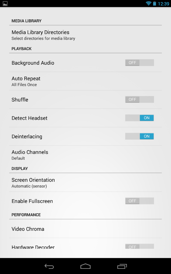 GoodPlayer Pro for Android Screenshot 6