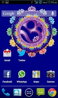 Screenshot of Mandala Wallpaper