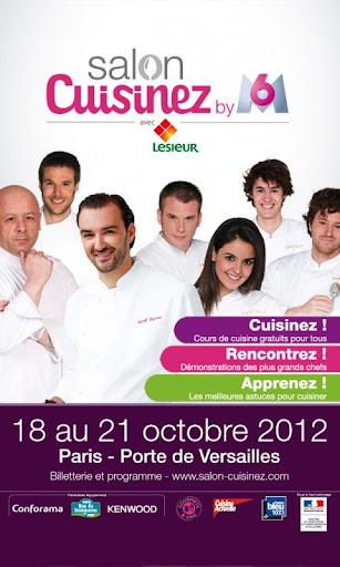 Salon Cuisinez by M6