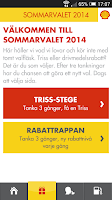 Screenshot of Shell Sverige