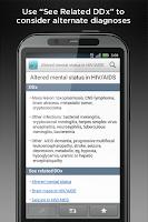 Screenshot of Diagnosaurus DDx