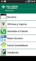 Screenshot of Caja Rural de Granada