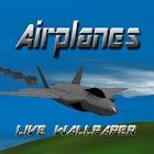 Airplanes Live Wallpaper Lite icon