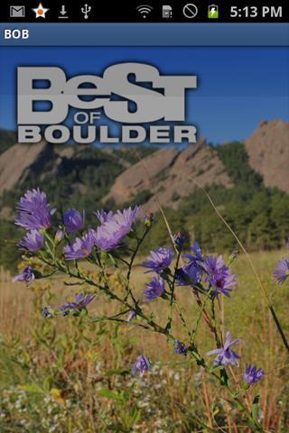 Boulder Weekly-Best of Boulder