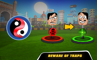 Screenshot of Hitout Heroes