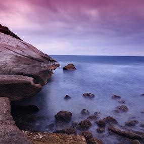 el duque by Jozef Svintek - Landscapes Waterscapes ( water, seascape, landscape, rocks,  )