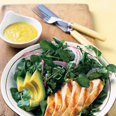 Chicken-and-Mango Salad