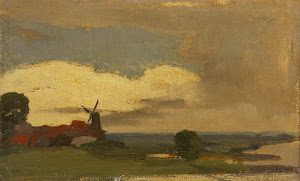 RIJKS: Willem Witsen: painting 1923