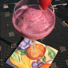 Frozen Berry & Banana Smoothie