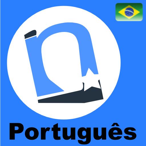 NounStar Learn Portuguese - Fr LOGO-APP點子