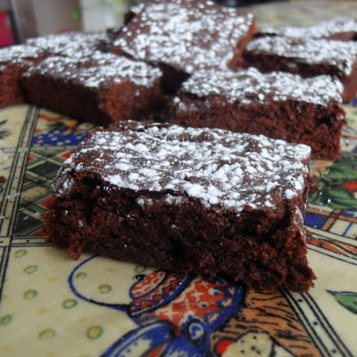 *Light Brownies*