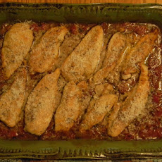 Allie's Chicken Cacciatore