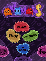 Screenshot of oNomons - Match 3 Puzzle Game