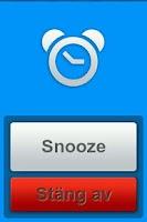 Screenshot of myClock Beta - Alarm Clock