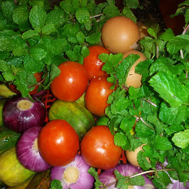 Salad by Shahed Arefeen - Food & Drink Fruits & Vegetables ( salad, food and drink, vegetables, fruits and vegetables,  )
