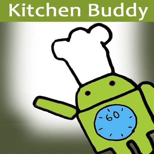 Kitchen Buddy(Timer&Converter) LOGO-APP點子
