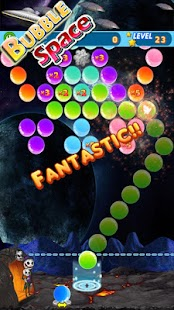 Game Bubble Space 2017 apk for kindle fire