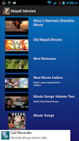 Screenshot of Nepali Movies