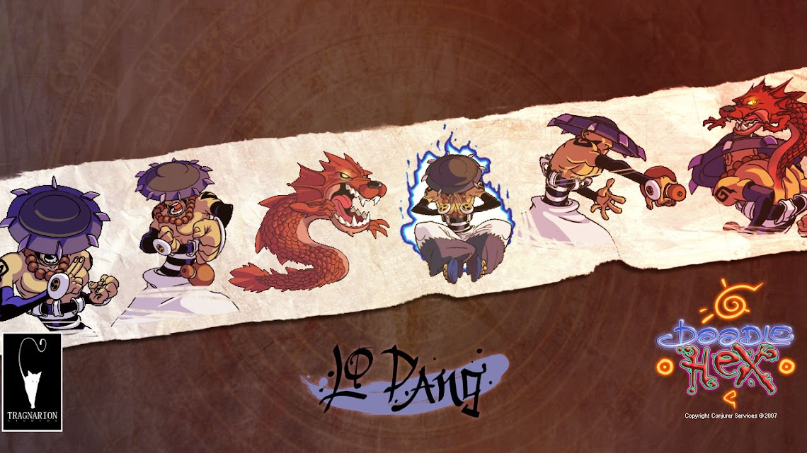 Doodle Hex