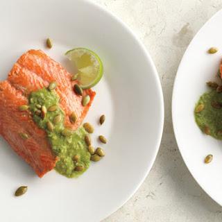 Pan Seared Salmon Cilantro Recipes