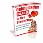 Online Dating Bliss in 5 Steps icon