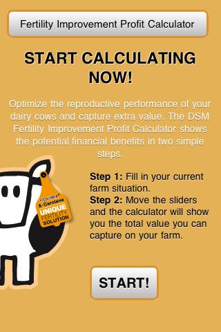 DSM Profit Calculator