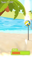 Screenshot of Sonic Volleyball Beach
