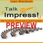 Talk to Impress! Preview icon