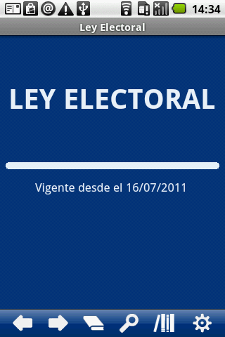 Spanish Electoral Law