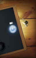 Screenshot of FlashLight HD LED Pro