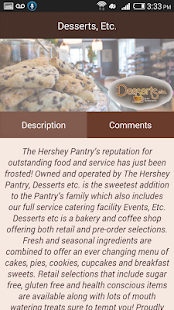 Hershey Pantry & Desserts Etc - screenshot