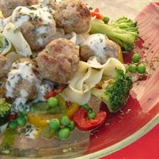 Swedish Meatballs II
