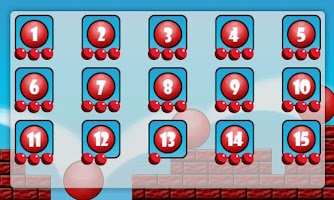 Screenshot of Bounce Classic