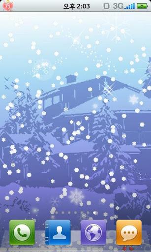 Christmas Wallpaper Fourth