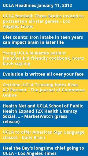 UCLA News