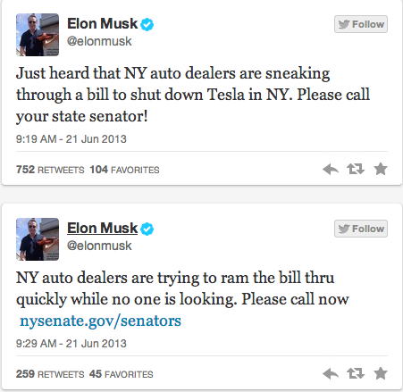 Elon Musk Angry Tweets