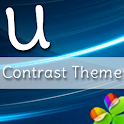 Contrast Theme Launcher EX GO icon