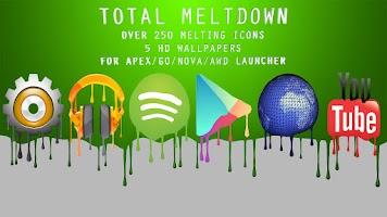 Screenshot of Total Meltdown (apex adw nova)