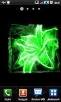 Screenshot of Neon Flower