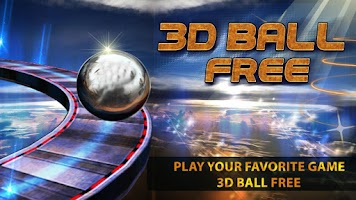 Screenshot of 3D BALL FREE