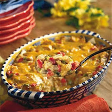 Light King Ranch Chicken Casserole