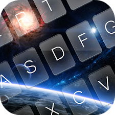 Starlight Keyboard Theme Emoji