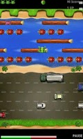 Screenshot of Frogger - FREE