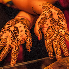 Mehendi by Ishani Barman - People Body Art/Tattoos