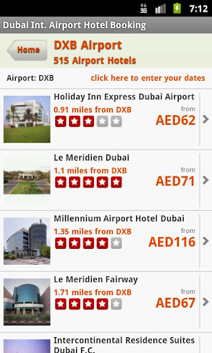 Hotels Near Dubai Airport