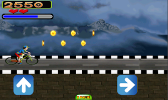 Screenshot of Cycle Boy 3D