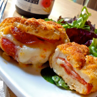 Chicken Pepperoni Bake Recipes