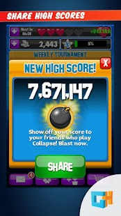 Free Download Collapse! Blast: Match 3 Free APK for Blackberry