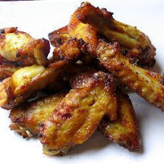 African-style Chicken Wings